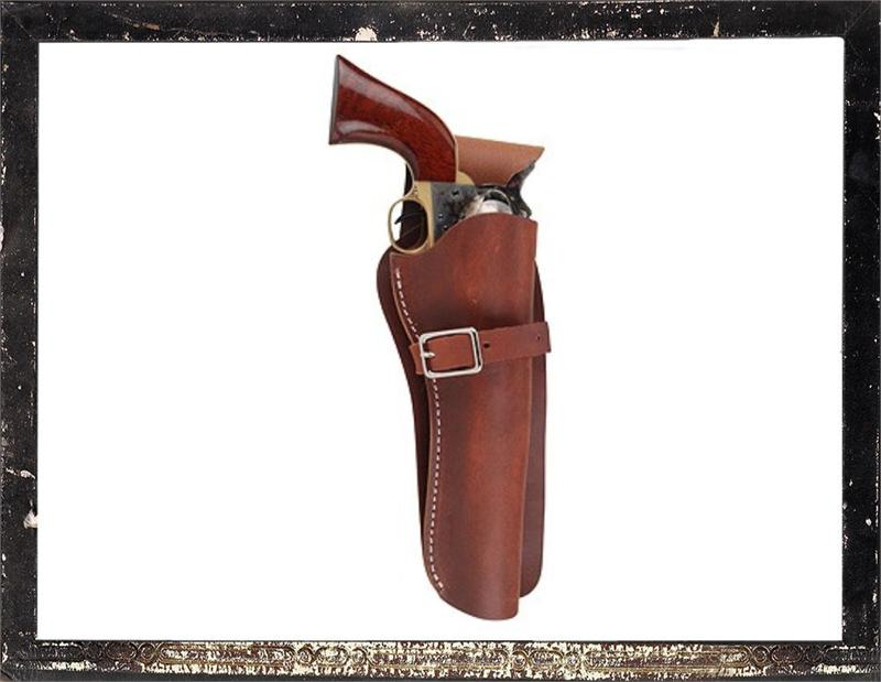 Oklahoma Leather Western Style 5 5
