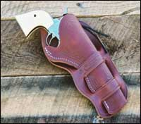 Holsters, Gun Belts, Cases, and Oklahoma Leather Products