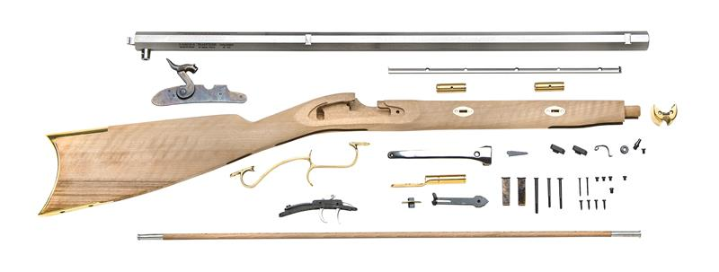 Kits do it yourself traditions prairie rifle muzzleloader rifle kit percussion solutioingenieria Gallery