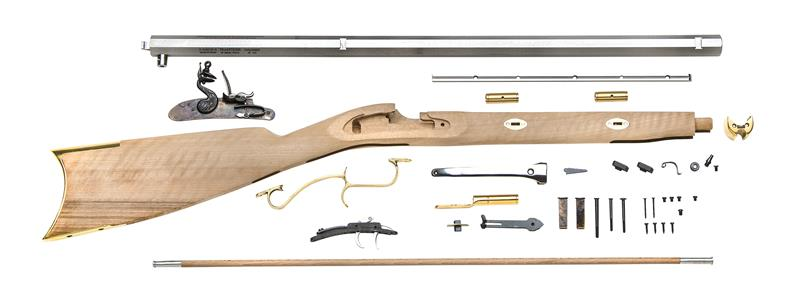 Kits do it yourself traditions prairie rifle muzzleloader rifle kit flintlock solutioingenieria Choice Image