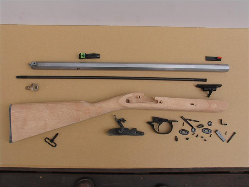 Kits do it yourself traditions deerhunter rifle kit with williams sights solutioingenieria Choice Image