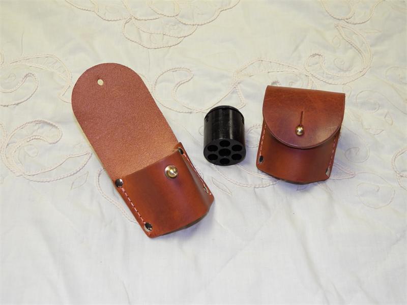 Custom Revolver Cylinder Pouch